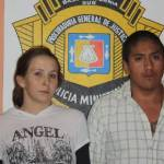 Cristina Zoe Noel Stewart y Jorge Guadalupe Galaviz Ramírez