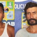 Oscar Israel Serrano Castañeda y Sergio Rubio Oropeza.
