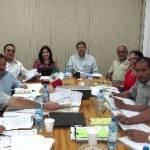 La UABCS y el Sindicato Único de Trabajadores Administrativos formalizaron los acuerdos del convenio alcanzado respecto a la revisión del contrato colectivo de trabajo, aumento salarial y en prestaciones.