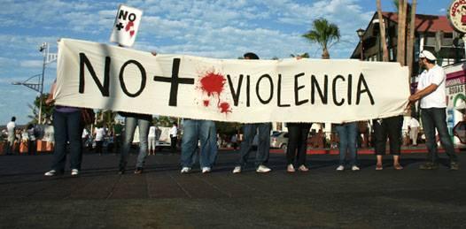 """Toma """"No más sangre"""" el malecón en protesta contra la ola de violencia"""