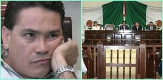 Hoy recibirán legisladores el expediente del vocero Alcántar asegura el Contralor