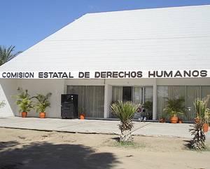 Cinco millones de pesos anuales son insuficientes para elevar la cultura en Derechos Humanos en nuestro Estado.