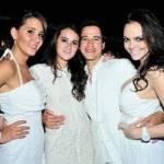 Diana Gutiérrez, Ana Sofía Aguilar, Julián Pontón y Luz María Duhar (Foto: CORTESÍA )
