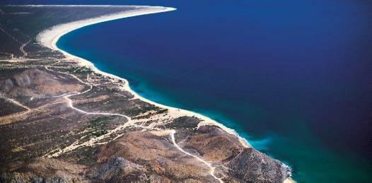 Ofrece Cabo Cortés proyecto sustentable con perspectivas de desarrollo para los vecinos de la Ribera