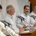 El Gobernador de Baja California Sur, se manifestó convencido de que la colaboración entre los cuatro estados detonará una mayor derrama económica en el sector pesquero, sobre todo en el área de la pesca deportiva que deja más de 10 mil millones de pesos en ese estado y puede ser potencializada en toda la región.