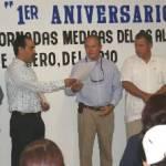 El Secretario de Salud recorrió el municipio de Los Cabos y nombró al doctor Dante Avilés Mesa como nuevo director del Hospital General de San José del Cabo.