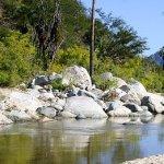 Lucía Fasio Moreno, egresada de la carrera de Turismo Alternativo de la UABCS, realizó un estudio sobre el turismo alternativo en el Cañón de San Dionisio, Reserva de la Biosfera Sierra de la Laguna.
