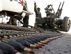 Siguen los bombardeos extranjeros en Libia