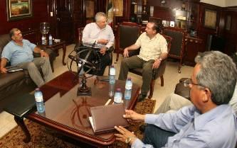Acuerdan Ayuntamiento y Secretaría de Desarrollo trabajar forma conjunta