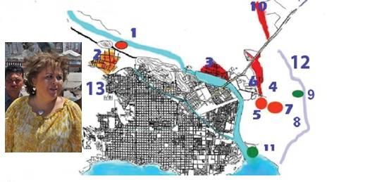 No dudará el ayuntamiento en desalojar las zonas de alto riesgo ante una emergencia meteorológica