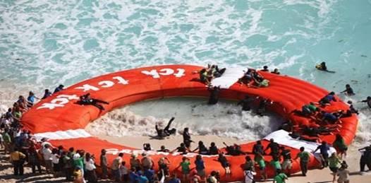 Niega SEMARNAT permiso a Greenpeace para realizar evento en Cabo Pulmo. Les pide estudio de impacto ambiental