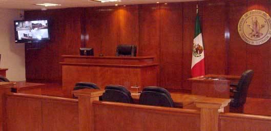 Hasta terminar la administración se logrará instituir la reforma al sistema de justicia penal