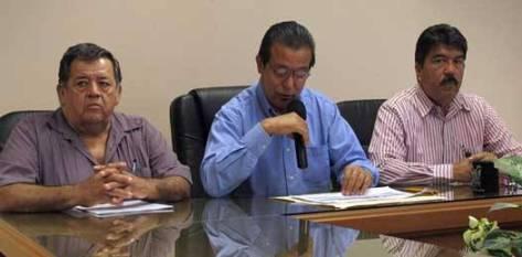 En sesión especial, a la cual no asistieron los delegados, se dieron a conocer la mañana de este lunes, los resultados de las elecciones de las seis delegaciones del municipio de La Paz.