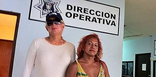 """Maltratos policiacos denuncian transexuales dedicados al """"oficio más viejo del mundo"""""""