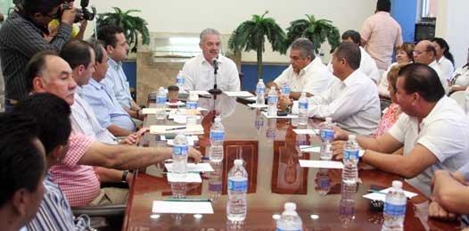 En el proceso contra NAM, «que las pruebas hablen» pide Covarrubias