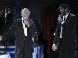Qué dueto: Juan Luis Guerra y Oscar de la Renta