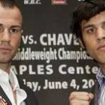 Chávez Jr ha entrenado de manera árdua con Freddy Roach, coach de Manny Pacquiao, por lo que espera demostrar las mejoras que ha tenido en su boxeo en su primera pelea por la corona, ante un rival que aún no conoce la derrota.