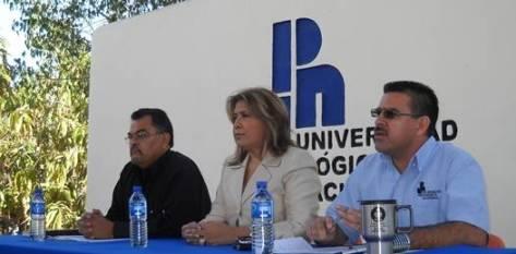 Cárdenas Zazueta que lo anterior será sólo mientras el Politécnico Nacional culmina las obras del campus de ciencias de la salud que realiza en un terreno donado a la institución por empresarios.