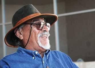 Bobby García, entregado al oficio para ser libre