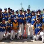Derrotando en la final a Mulegé por paliza 14 carreras contra 2, el selectivo paceño se queda con el título, de este evento selectivo que fue organizado por la Asociación Estatal de Béisbol y que durante el fin de semana se efectuó en Todos Santos.