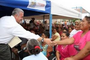 Que en su gobierno si hay resultados asegura Covarrubias en Comondú