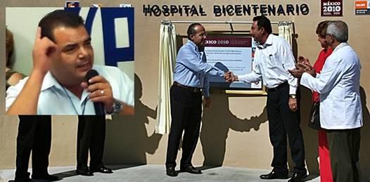"Para el líder del PAN, el Salvatierra sigue siendo ""un hospital del vanguardia"""