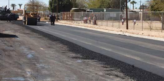 Destinarán 300 mdp a obras de pavimentación en los 5 municipios
