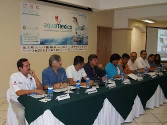 """En noviembre se llevará a cabo el Simposium de Acuacultura """"aquaMéxico"""""""