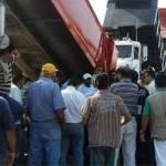 Líderes transportistas de importantes sindicatos y otras fuertes y consolidadas agrupaciones, señalan a Camacho Peña como la conexión entre empresas, dos concesionarios que buscan monopolio.