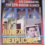 El diputado Ibarra Montoya informó que está en manos de la Contraloría General del Estado determinar si procede o no el tomar alguna acción legal en contra del ex vocero del Gobierno del Estado, Francisco Antonio Alcántar López.