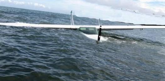 Avioneta robada se desploma en Los Barriles