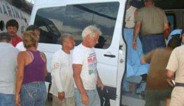 Busca helicóptero de EU a náufragos perdidos en el Mar de Cortés