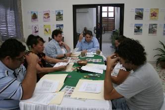 La CACREP está constituida por personas con amplios perfiles, como la escritora Ana Rosshandler, la  investigadora Lorella Castorena, el artista  visual Fernando Sánchez, y la representante de organizaciones indígenas, Neda Toledo.