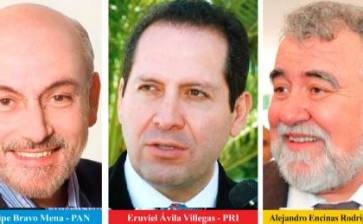Arrasa el PRI gubernaturas