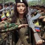 Trujillo indicó que los liberados dijeron a las autoridades que los secuestradores se identificaron como miembros de las Fuerzas Armadas Revolucionarias de Colombia (FARC), la mayor guerrilla del país.