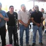 El Rector de la UABCS presidió la celebración del día del trabajador administrativo el pasado jueves, 30 de junio de 2011, en un conocido salón de fiestas de la ciudad de La Paz.