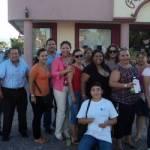 Informó la diputada Oropeza Villalejo que, durante el período de receso de la XIII Legislatura, seguirá recorriendo comunidades del XII Distrito, que abarca todo el Municipio de Loreto y la parte norte del Municipio de Comondú.