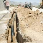 Se realizan otras obras de mejoras en San José Viejo y en Zacatal donde se trabaja en una extensión de la red de tubería de alcantarillado.