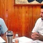 El presidente municipal habló de desvío de recursos pero en cuanto a este tema aun no pudo determinar cómo habrá de proceder contra su predecesor a quien ha acusado de faltantes en las arcas loretanas hasta por 120 millones de pesos.
