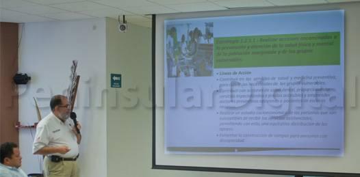 Presentan el Plan Municipal de Desarrollo 2011–2015