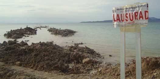 """Cero tolerancia a infractores de las leyes ambientales"""" advierte PROFEPA tras clausurar desaladora en el Tecolote"""