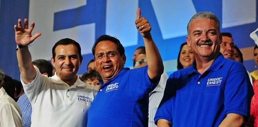 """""""En BCS se reconoce el liderazgo de Ernesto Cordero"""", le asegura Covarrubias al presidenciable"""
