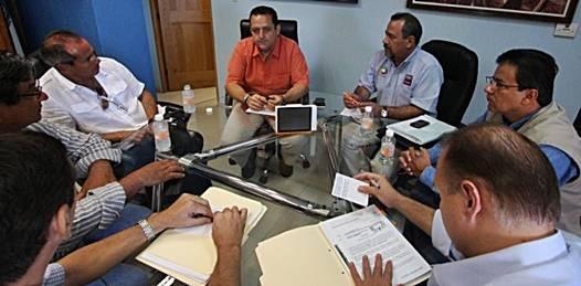 Se erige el Gobierno estatal como mediador entre dependencias federales y Paraíso del Mar