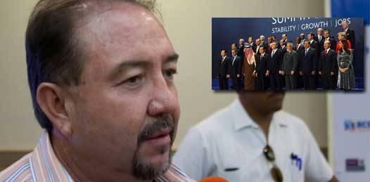 Mejorando la seguridad e imagen pública Los Cabos se prepara para el G20