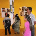 """La UABCS inauguró la exposición """"Expo-Taller Fotográfica 2011"""" del Taller de Fotografía."""