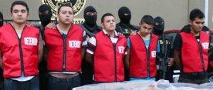 Presentan a detenidos por ataque a casino Royale