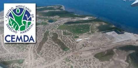 """Desarrollos como """"Entre Mares"""" y """"Paraíso del Mar"""" tienen años de no ser viables ni ambiental ni económicamente, señala CEMDA."""