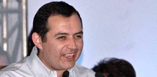Recorrerá hoy Ernesto Cordero 3 municipios del estado