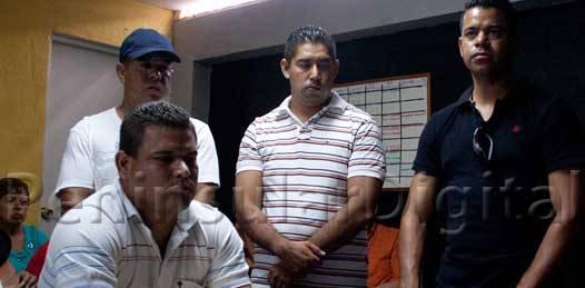 Denuncian mandos medios al director de Seguridad y Tránsito de La Paz