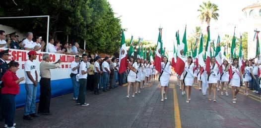 Nada nuevo nos trajo el desfile
